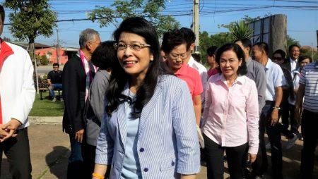 พรรคเพื่อไทยเตรียมเลือกตั้ง
